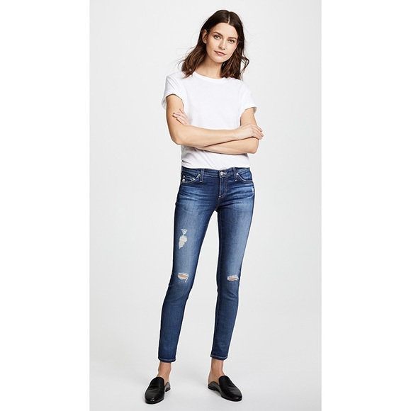 Ag Adriano Goldschmied Denim - AG | The Legging Super Skinny Ankle Jeans sz 28
